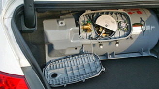 LPG'li araçlara kapalı otopark yasağı kaldırılacak