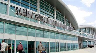 Sabiha Gökçen yolcu sayısında rekor kırdı