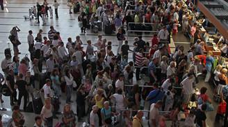 Türkiye'yi martta 1.5 milyon yabancı ziyaret etti