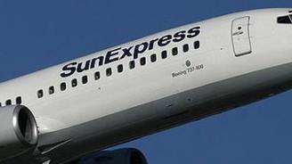 SunExpress yolcu sayısını yüzde 16 artırdı