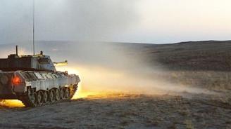 Tanklar sınırı geçmemiş
