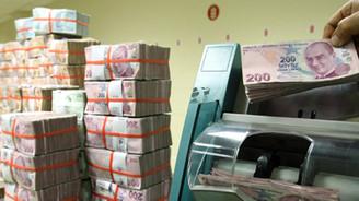 Hazine Ekim'de 1 milyar 717 milyon lira açık verdi