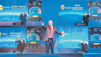 Turkcell, 5 ilde 4.5G testi yaptı en yüksek hız Samsun'da çıktı