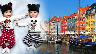 Danimarkalı bebekleri Türkiye giydirecek