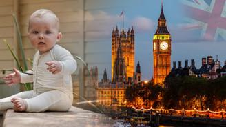 İngiltere'den bambu bebek giyim talebi
