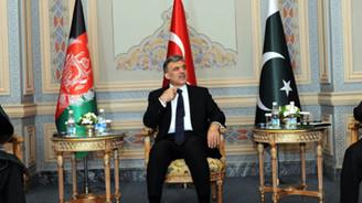 Türkiye-Afganistan-Pakistan arasındaki 6. zirve başladı