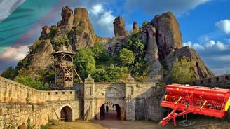 Türk tarım makinelerine Bulgaristan'dan talep var