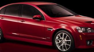 GM, bazı Pontiac G8'leri geri çağıracak