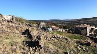 'Sit' kararı, tarihi köyü yok etti