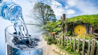 Şişe su pazarına Yeni Zelanda'dan talep