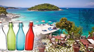 Arnavutluk, Türk cam şişelerini seçti
