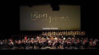 Zorlu PSM'de 'Yüzüklerin Efendisi' konseri