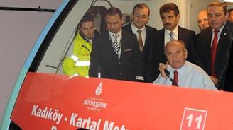 Kartal-Kadıköy arası 29 dakikaya iniyor