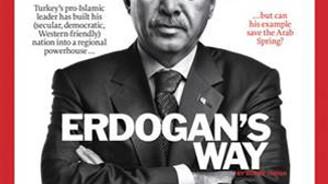 Erdoğan, Time'a kapak oldu