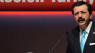 Hisarcıklıoğlu, Japon CEO'larla görüştü