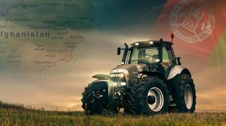 Afganistan'dan traktör ithalat talebi