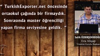 Büyüme Turkishexporter.net ile geldi