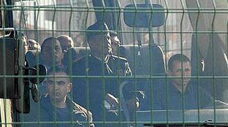 'Balyoz' hükümlüleri sivil cezaevine naklediliyor