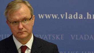 Olli Rehn: Tünelin sonunda ışık görünüyor
