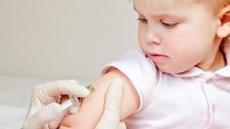 Aşılama ile çocuklarda 13 hastalık kontrol altında