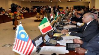 İİT, Suriye için toplandı