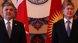 Kırgızistan'ın sonuna kadar yanındayız