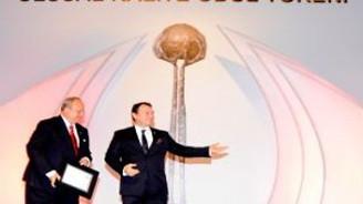 """""""Mükemmellikte Kararlılık"""" ödülü ASO'ya verildi"""