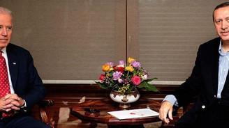 Erdoğan ile Biden Irak'ı konuştu