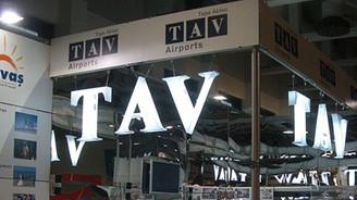 TAV'ın yolcu sayısı % 36 arttı