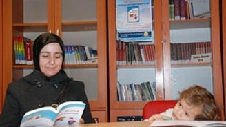 Çeyrek altın ödüllü kitap okuma kampanyası