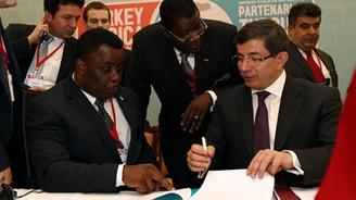 Afrika ile ticarette hedef 50 milyar dolar