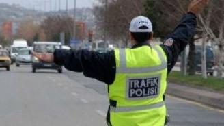 Polis bu kez 'çay molası' için durduruyor