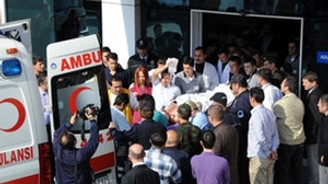 Giresun'da teröristlerin döşediği mayın patladı