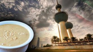 Kuveyt kahvaltılarına Türk tahini