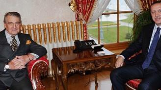 Başbakan Erdoğan, Rahmi Koç'u kabul etti