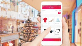e-ticaret arttı bir yılda 50 bin mağaza kapandı