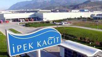 İpek Kağıt'tan hedef ülkelerdeki krize rağmen 2 fabrika birden
