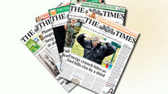 İngiliz gazetelerin internet sayfaları ücretli olacak