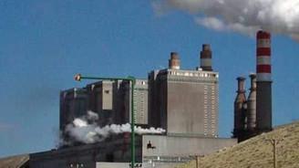 Termik santrale karşı tabutlu eylem