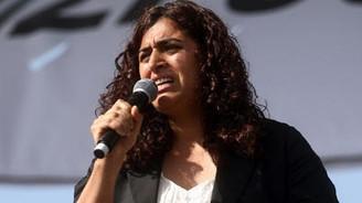Sebahat Tuncel'e hapis kararı mahkemede