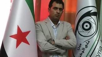 Suriyeli gazeteci, silahlı saldırıda yaralandı