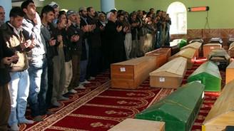 Uludere'de ölenler için tazminat 123 bin TL