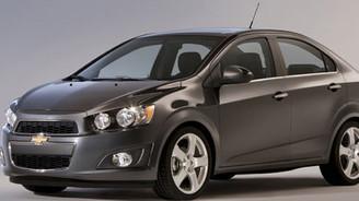 GM, Chevrolet Sonic araçlarını geri çağıracak