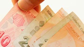 Tüketici kredileri 836 milyon lira arttı