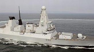 Akdeniz sularında Kanada savaş gemisi