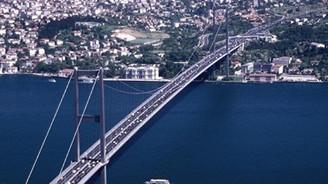 Köprü trafiğe kapanmıyor