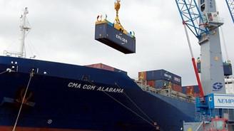 Antalya ilk ay 121 milyon dolar ihracat yaptı