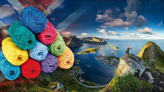 Norveç'e iplik Türkiye'den
