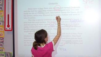 'Akıllı tahta'lar Şubat'ta sınıflarda