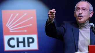 CHP'de kurultay gerginliği